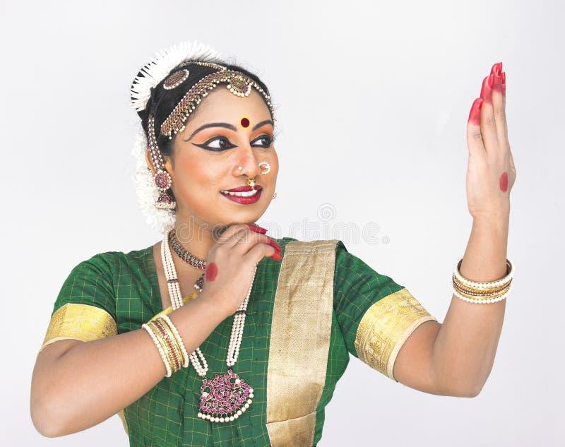 κλασσικός χορευτής Ινδία στοκ φωτογραφία με δικαίωμα ελεύθερης χρήσης