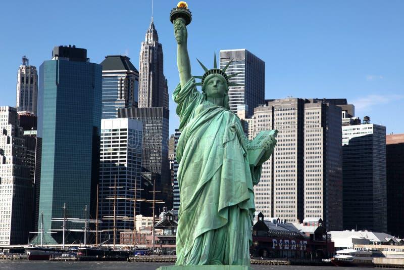 κλασσικό άγαλμα της Νέας &Ups στοκ εικόνες με δικαίωμα ελεύθερης χρήσης