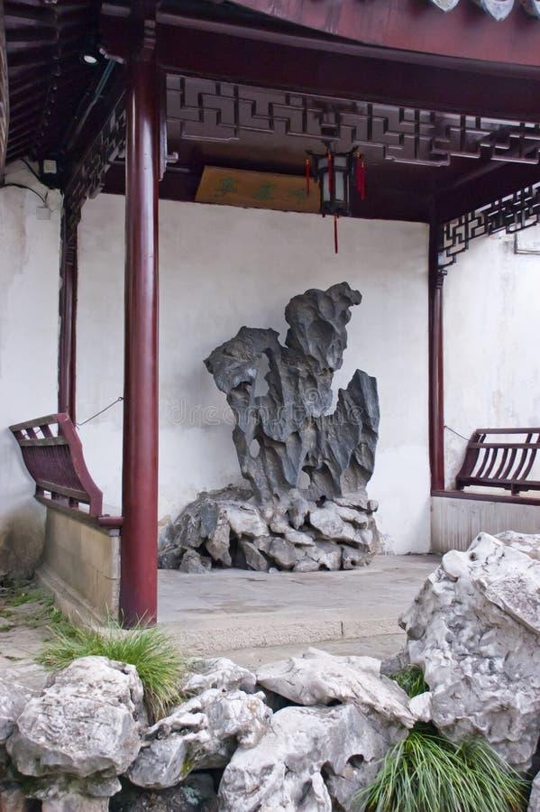 κλασσικό suzhou κήπων της Κίνας στοκ εικόνα