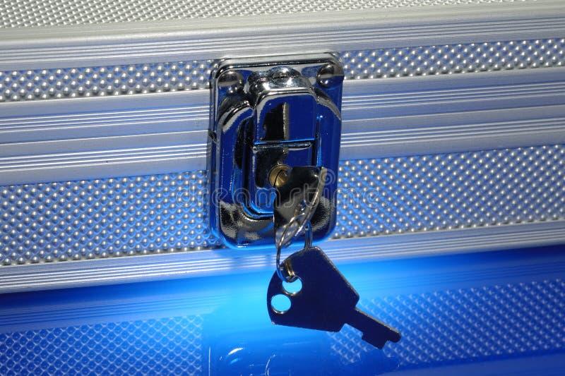 κλείδωμα κιβωτίων στοκ φωτογραφία με δικαίωμα ελεύθερης χρήσης