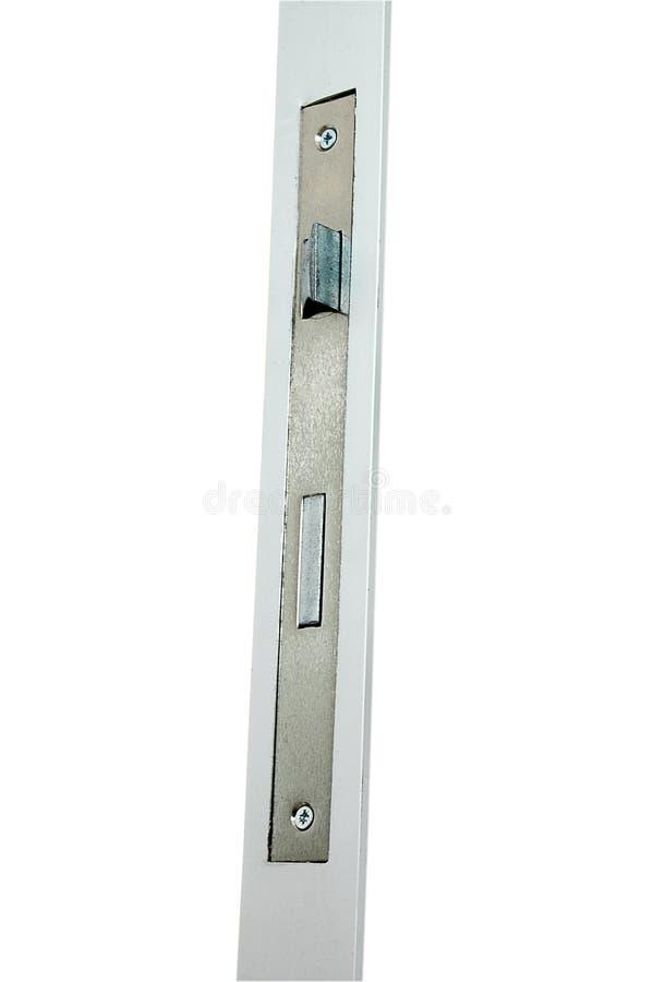 κλείδωμα πλαισίων πορτών στοκ φωτογραφία με δικαίωμα ελεύθερης χρήσης
