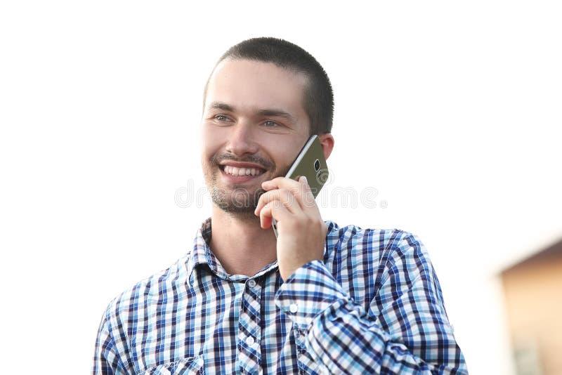 κλείστε επάνω κινητές τηλεφωνικές ομιλ στοκ εικόνες