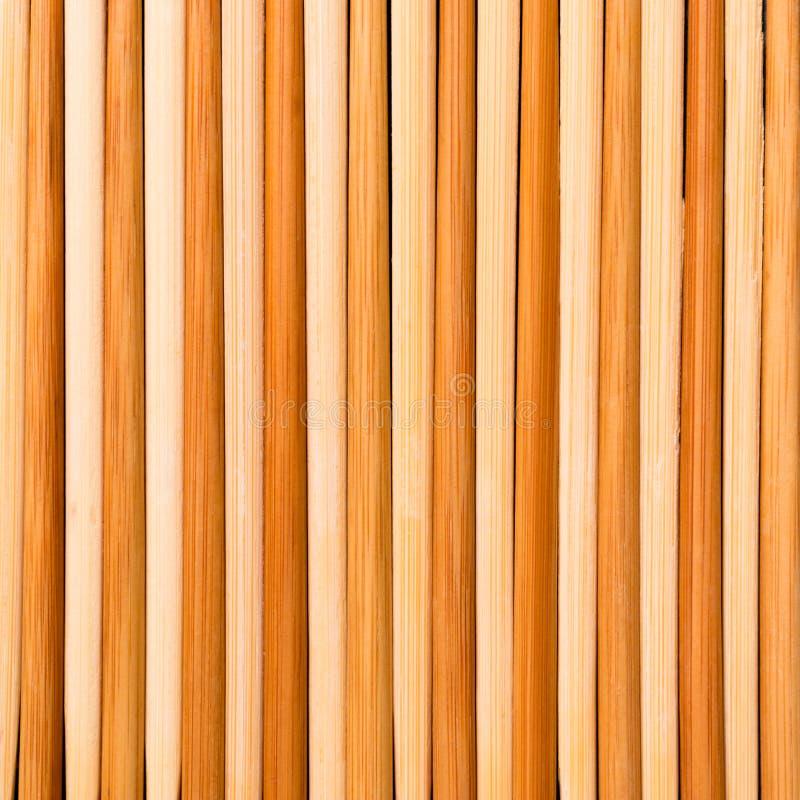 Κλείστε επάνω πολλά chopsticks φιαγμένα από μπαμπού r στοκ φωτογραφία