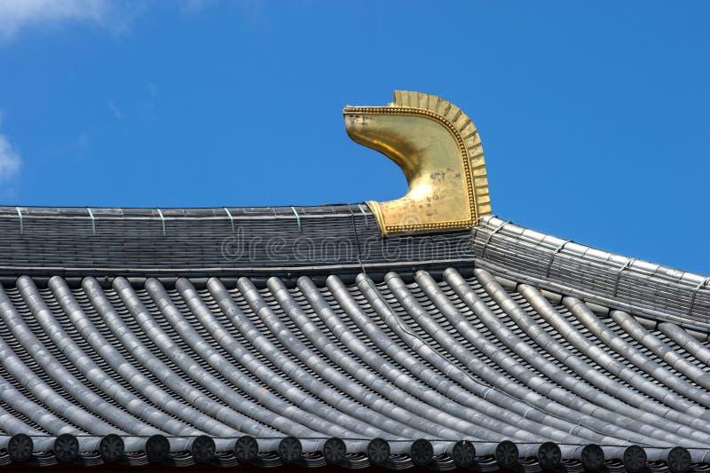 Κλείστε επάνω του ξύλινου περίπτερου Chi στη μονή καλογραιών της Lin, Χονγκ Κονγκ στοκ εικόνες