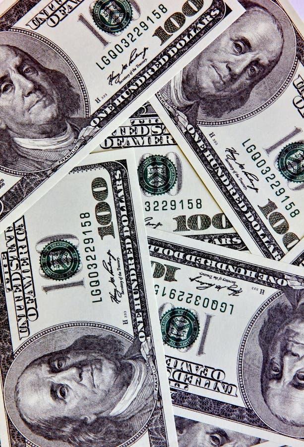 Κλείστε επάνω το αμερικανικό τραπεζογραμμάτιο Αμερικανικές κυκλοφορημένες χρήματα παγκόσμιες άγρια περιοχές χρήματα για την πληρω στοκ εικόνες με δικαίωμα ελεύθερης χρήσης