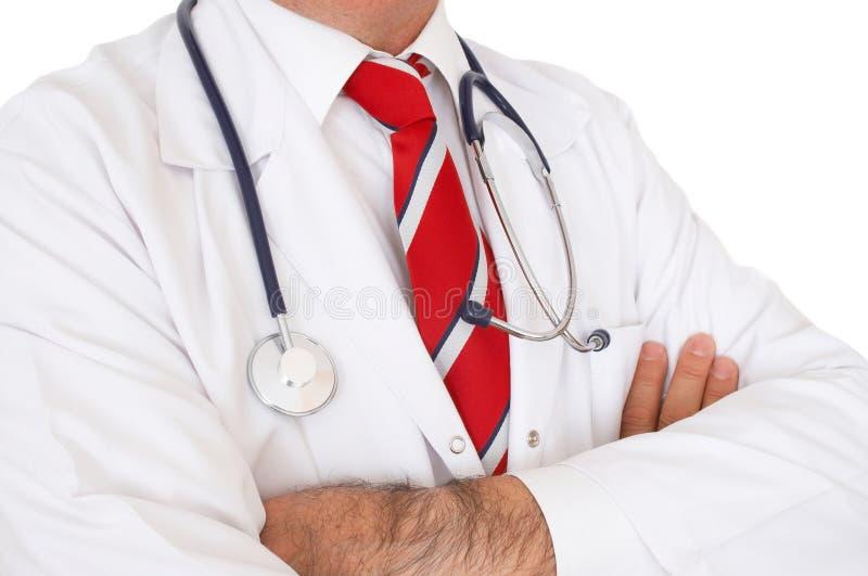 κλείστε το γιατρό επάνω στοκ εικόνα με δικαίωμα ελεύθερης χρήσης