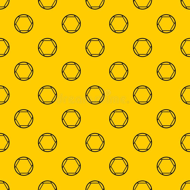 Κλειστό αντικειμενικό διάνυσμα σχεδίων διανυσματική απεικόνιση