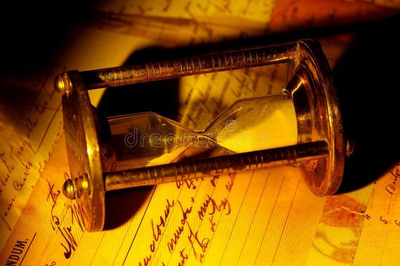 κλεψύδρα στοκ φωτογραφία με δικαίωμα ελεύθερης χρήσης