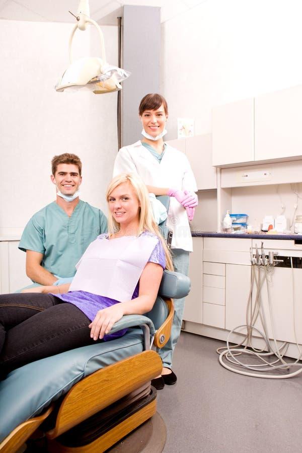 κλινική οδοντική στοκ εικόνες