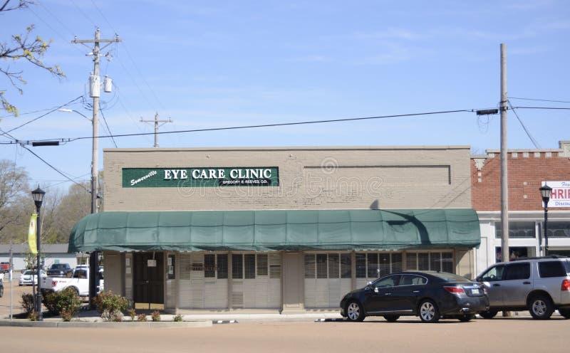 Κλινική προσοχής ματιών Somerville, Somerville, TN στοκ φωτογραφίες με δικαίωμα ελεύθερης χρήσης