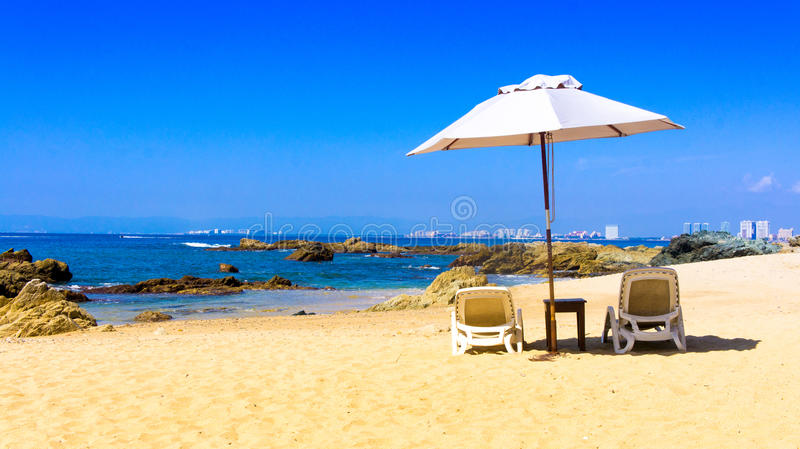 Κοίταγμα πέρα από Puerto Vallarta στοκ φωτογραφίες με δικαίωμα ελεύθερης χρήσης