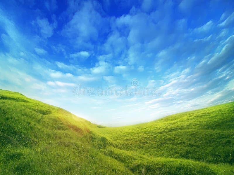 κοιλάδα θαυμάσια στοκ εικόνα με δικαίωμα ελεύθερης χρήσης
