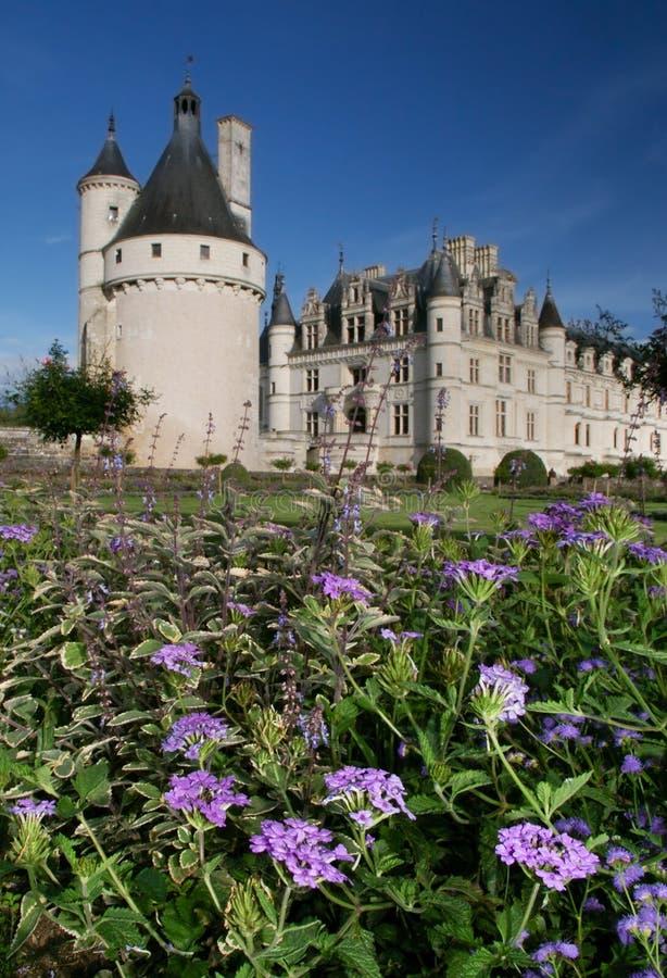 κοιλάδα της Γαλλίας Loire λ&omi στοκ εικόνες