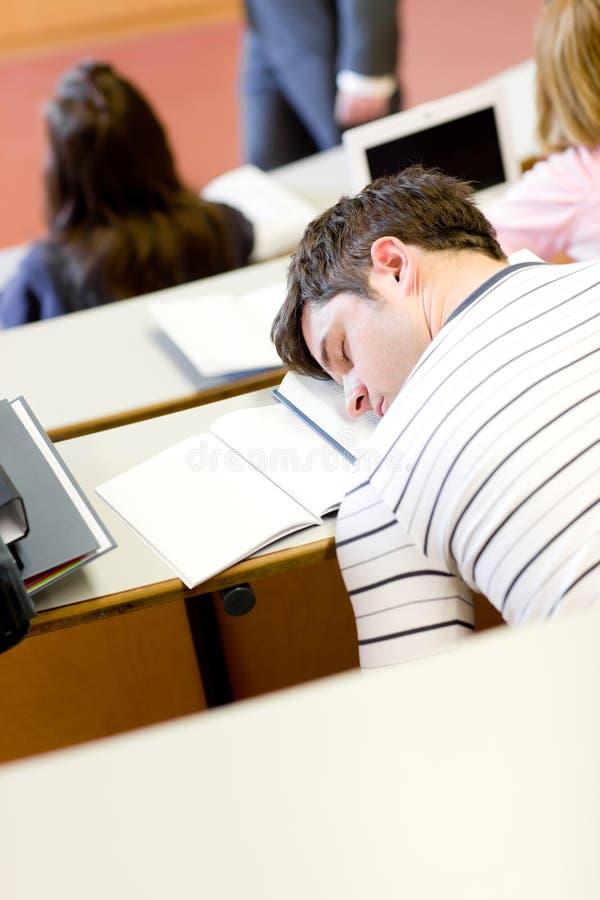 κοιμισμένο πανεπιστήμιο &alph στοκ εικόνες με δικαίωμα ελεύθερης χρήσης