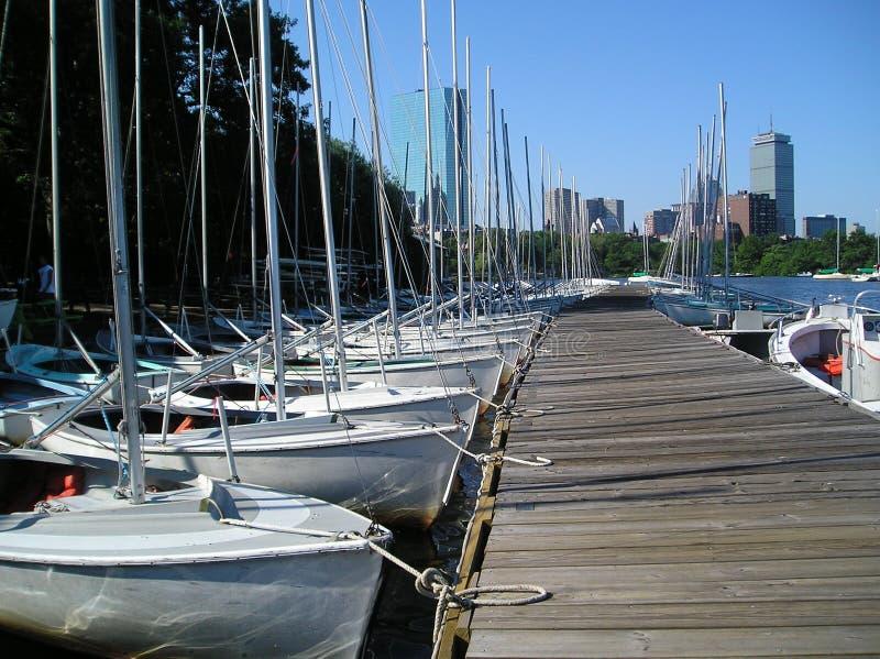 κοινοτικά sailboats στοκ εικόνες