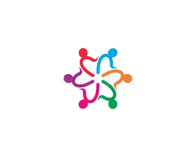 Κοινοτική απεικόνιση προτύπων λογότυπων απεικόνιση αποθεμάτων