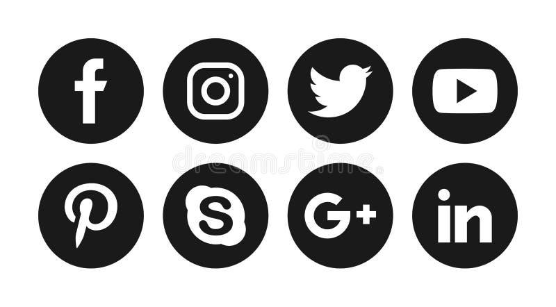Κοινωνικά εικονίδια μέσων