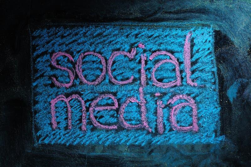 Κοινωνικά μέσα στοκ εικόνα με δικαίωμα ελεύθερης χρήσης