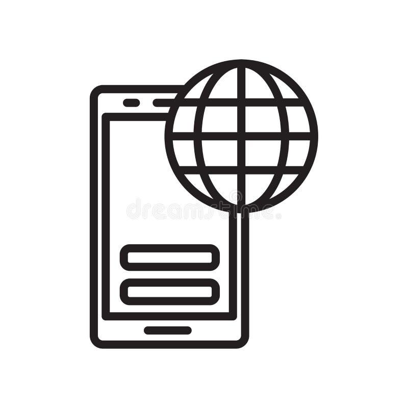Κοινωνικό δικτύων σημάδι και σύμβολο εικονιδίων διανυσματικό που απομονώνονται στη λευκιά ΤΣΕ ελεύθερη απεικόνιση δικαιώματος