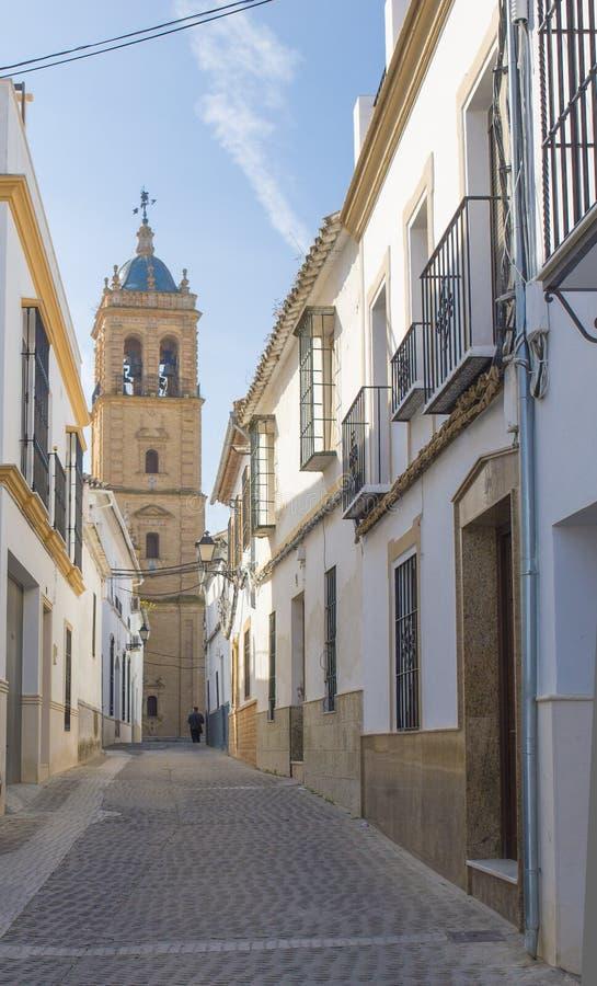 Κοινότητα του αποστόλου του Σαντιάγο, Montilla, Ισπανία στοκ εικόνες με δικαίωμα ελεύθερης χρήσης