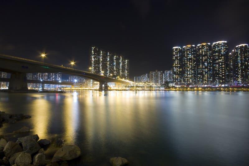 κοινό κατοικίας της Hong δια στοκ φωτογραφία