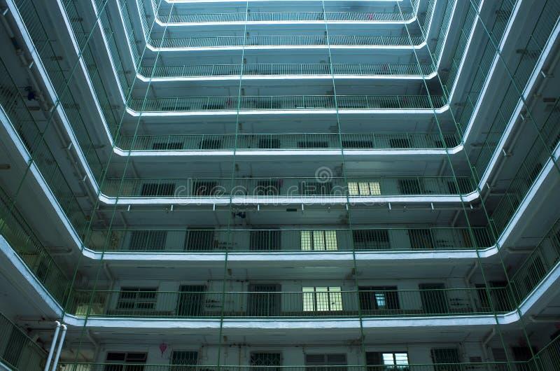 κοινό κατοικίας της Hong πο&lambda στοκ εικόνες