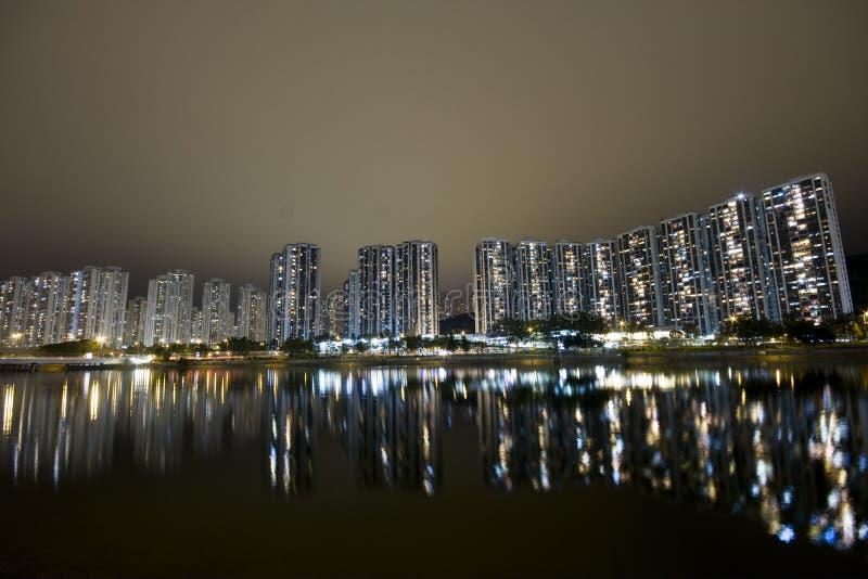 κοινό κατοικίας της Hong kong στοκ εικόνα με δικαίωμα ελεύθερης χρήσης