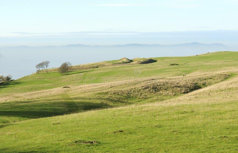 Κοινό οχυρό Hill Cleeve στοκ εικόνα με δικαίωμα ελεύθερης χρήσης