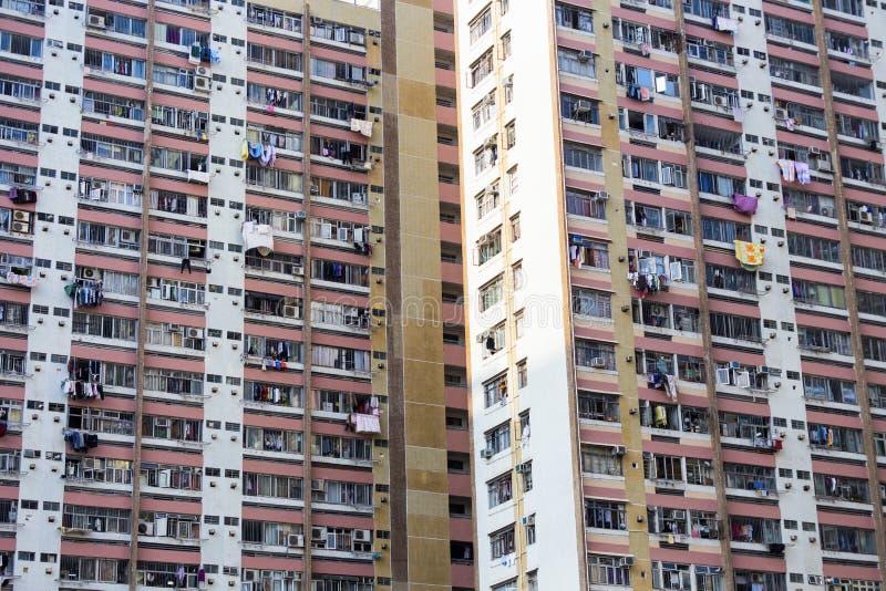 κοινό του Χογκ Κογκ κτη& στοκ φωτογραφία με δικαίωμα ελεύθερης χρήσης