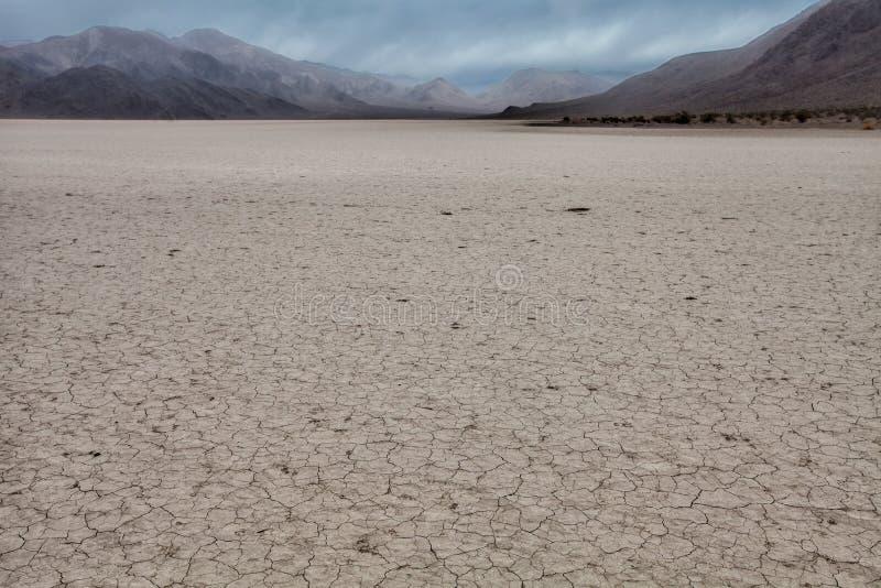 Κοιλάδα ασβέστιο-θανάτου εθνική η πάρκο-πίστα αγώνων στοκ εικόνα