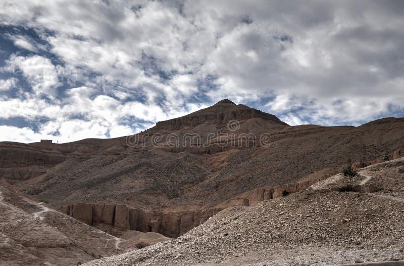 κοιλάδα βασιλιάδων της &Alph στοκ φωτογραφία