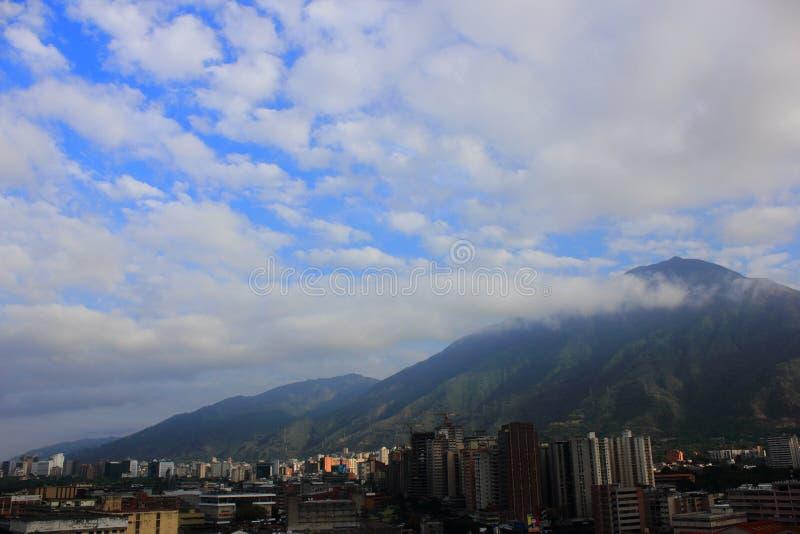 Κοιλάδα του Καράκας στοκ εικόνα με δικαίωμα ελεύθερης χρήσης