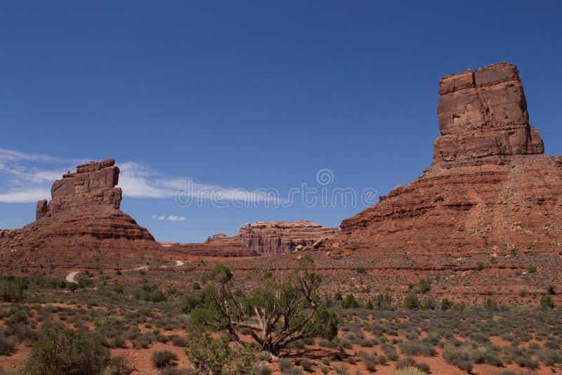 Κοιλάδα των Θεών στοκ φωτογραφίες με δικαίωμα ελεύθερης χρήσης