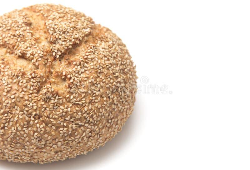 Κοκκώδες χειροτεχνικό ψωμί στοκ φωτογραφίες