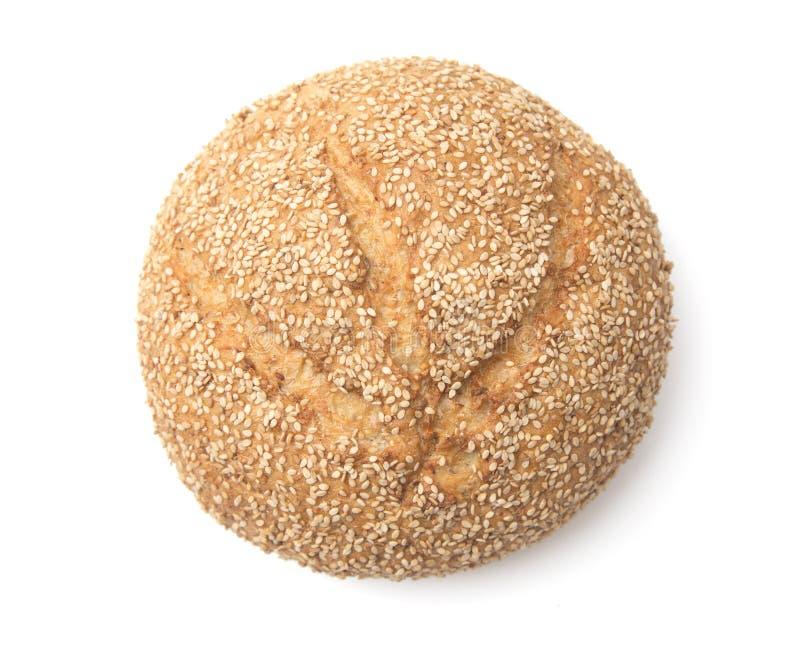 Κοκκώδες χειροτεχνικό ψωμί στοκ φωτογραφία με δικαίωμα ελεύθερης χρήσης