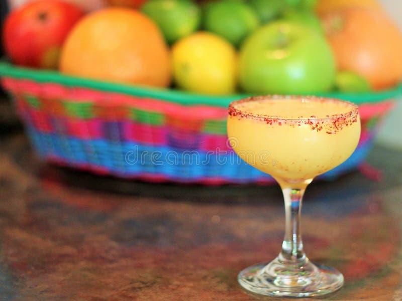 Κοκτέιλ Tequila στοκ φωτογραφίες