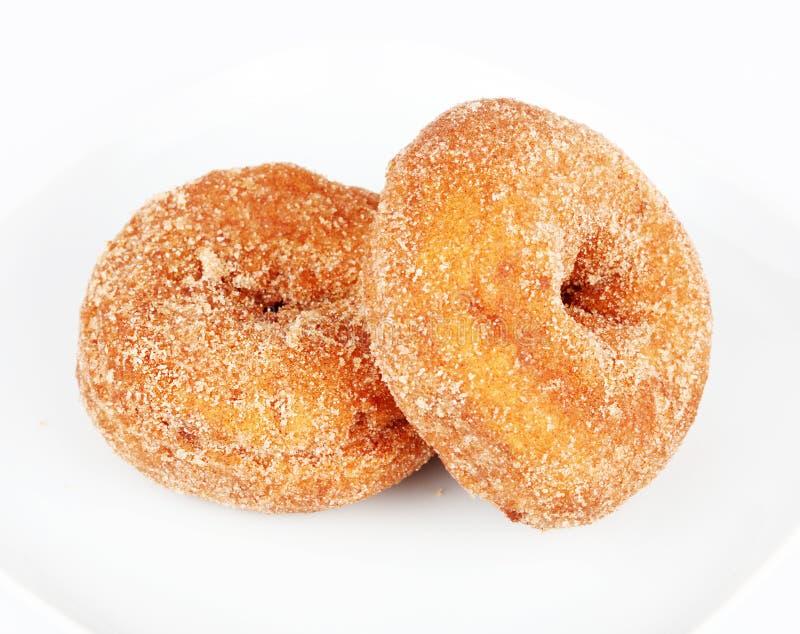 Κολοκύθα donuts στοκ φωτογραφίες με δικαίωμα ελεύθερης χρήσης