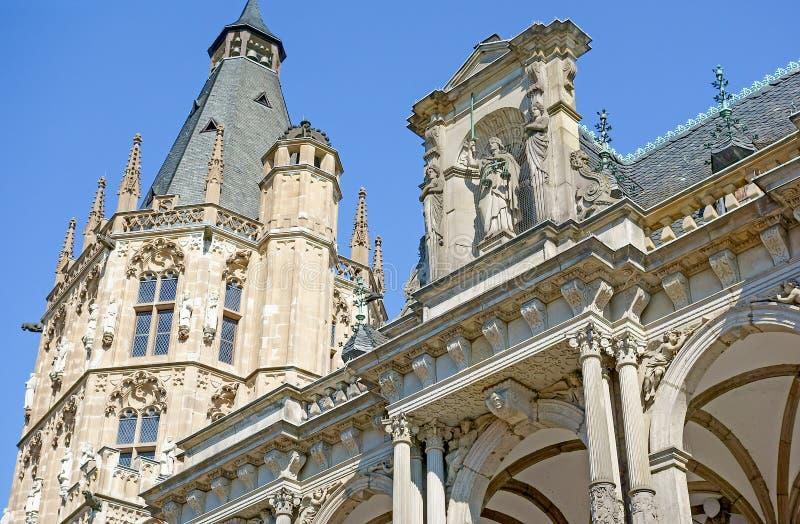 Κολωνία Δημαρχείο στοκ εικόνες