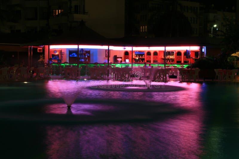 κολύμβηση λιμνών ράβδων στοκ φωτογραφία με δικαίωμα ελεύθερης χρήσης