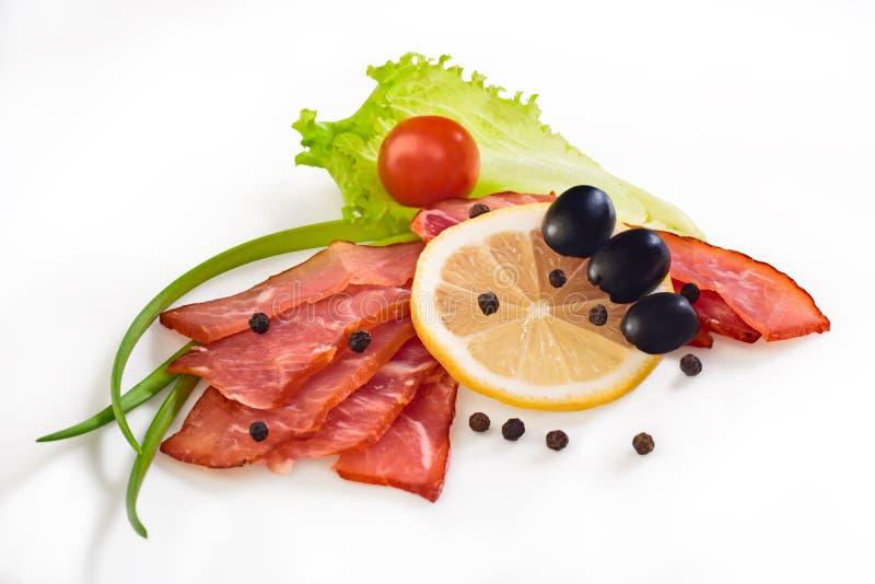 κομμάτια κρέατος αποκοπώ&n στοκ φωτογραφίες με δικαίωμα ελεύθερης χρήσης
