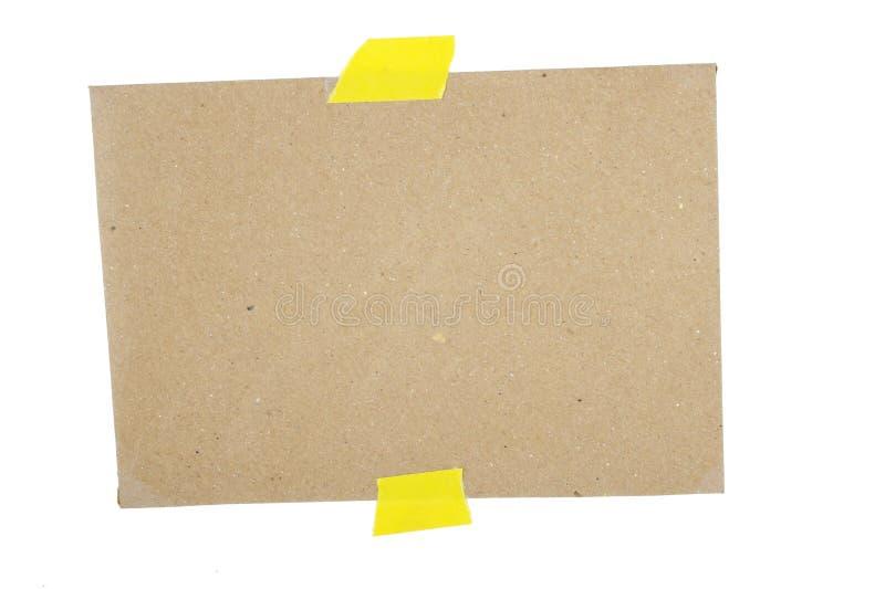 κομμάτι εγγράφου που ανα στοκ εικόνα με δικαίωμα ελεύθερης χρήσης