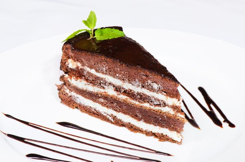 Κομμάτι του κέικ στοκ φωτογραφία με δικαίωμα ελεύθερης χρήσης