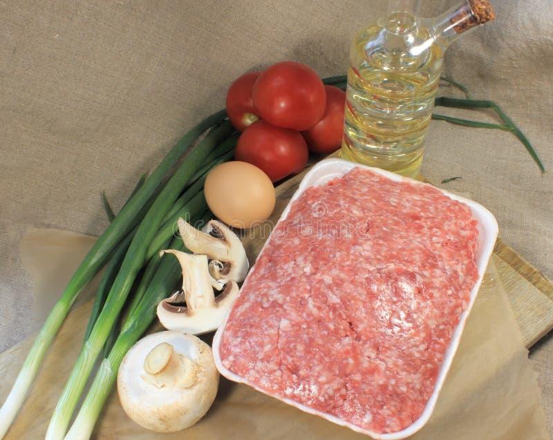 Κομματιασμένος φρέσκος με τα λαχανικά στοκ φωτογραφία με δικαίωμα ελεύθερης χρήσης