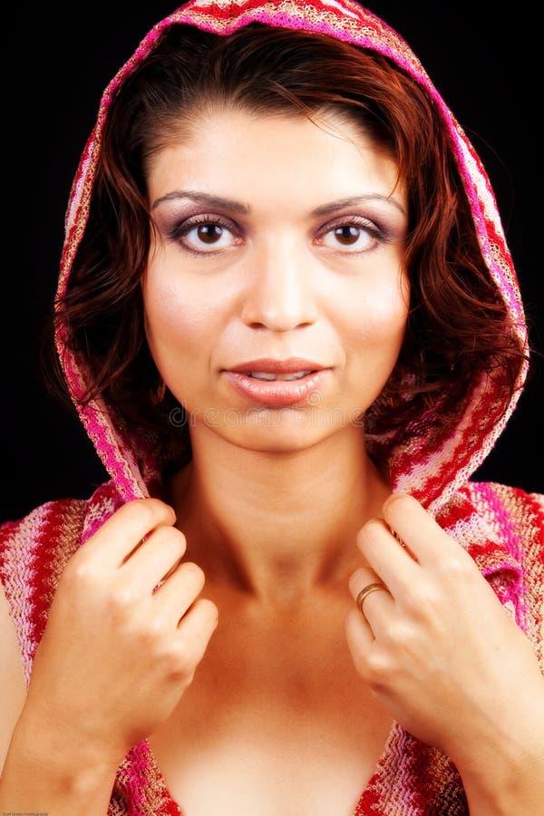 κομψή αισθησιακή γυναίκα στοκ εικόνα με δικαίωμα ελεύθερης χρήσης