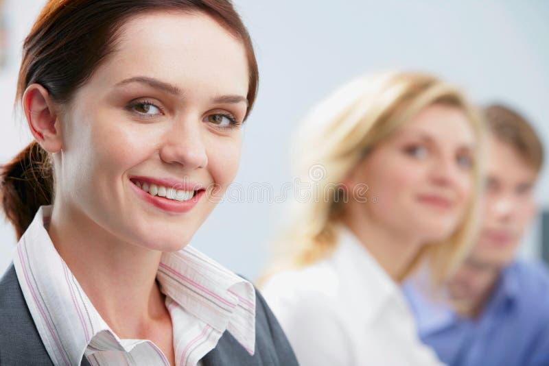 κομψή γυναίκα στοκ εικόνα με δικαίωμα ελεύθερης χρήσης