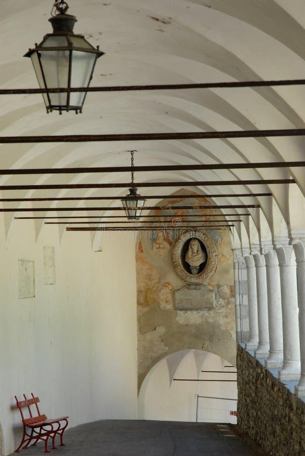 Κομψό μέρος Udine σε Friuli Venezia Giulia (Ιταλία) στοκ φωτογραφία με δικαίωμα ελεύθερης χρήσης