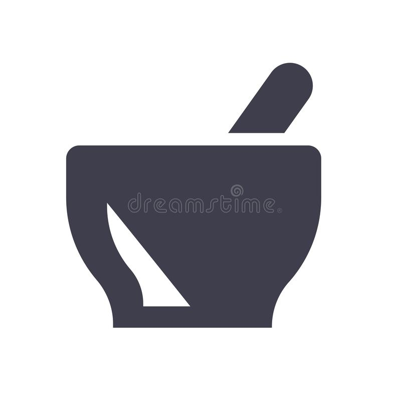 Κονιάματος σημάδι και σύμβολο εικονιδίων διανυσματικό που απομονώνονται στο άσπρο υπόβαθρο, έννοια λογότυπων κονιάματος ελεύθερη απεικόνιση δικαιώματος