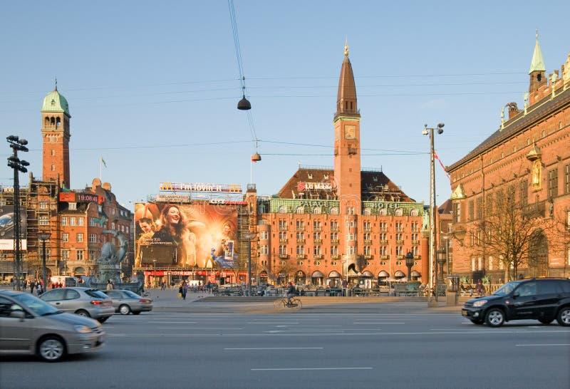 Κοπεγχάγη Δανία στοκ φωτογραφίες