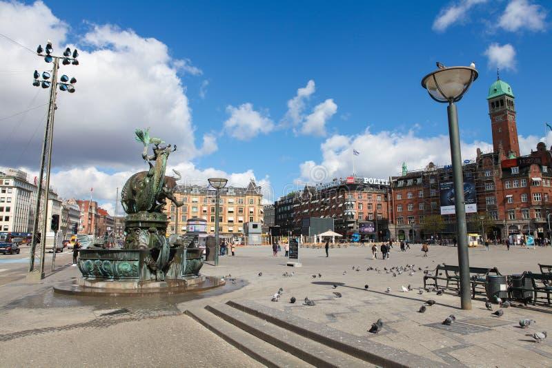 Κοπεγχάγη στοκ φωτογραφίες με δικαίωμα ελεύθερης χρήσης