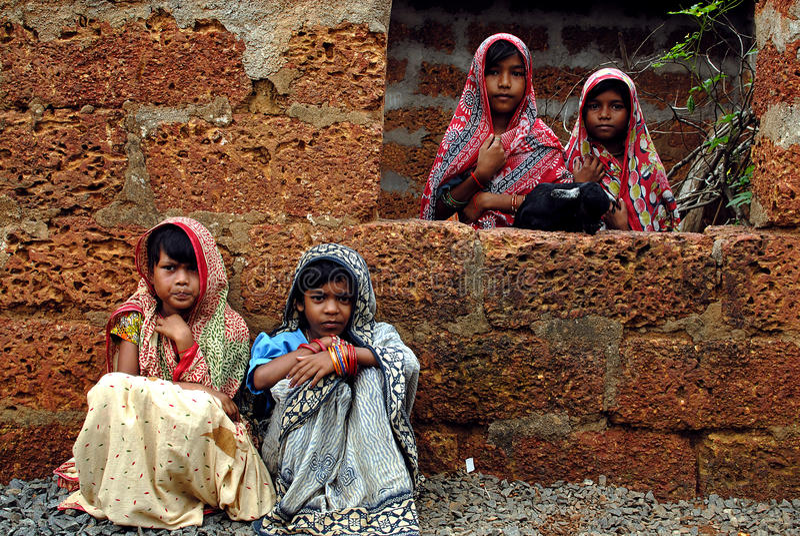 Κορίτσια στοκ φωτογραφία με δικαίωμα ελεύθερης χρήσης